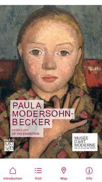 Paula Modersohn exhibition apk screenshot