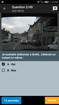 Code de la Route - France - Permis 2018 screenshot 1