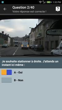 Code de la Route - France - Permis 2018 screenshot 3