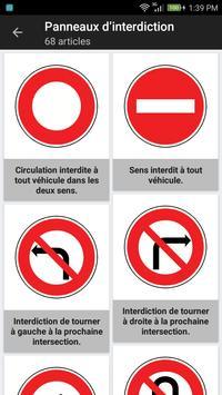 Code de la Route - France - Permis 2018 screenshot 5