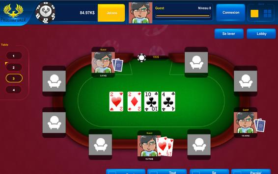 Phoenix Poker screenshot 4