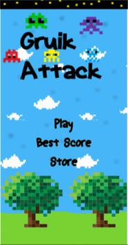 Gruik Attack apk screenshot