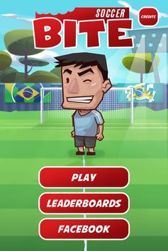 Soccer Bite poster