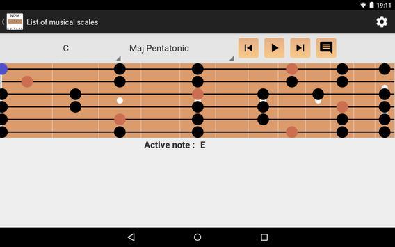 NDM - Guitar (Learning to read musical notation) screenshot 9