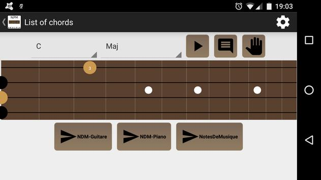 NDM - Ukulele (Learning to read musical notation) screenshot 2