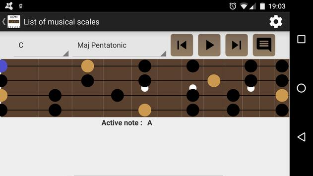NDM - Ukulele (Learning to read musical notation) screenshot 3