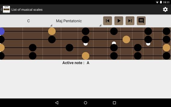 NDM - Ukulele (Learning to read musical notation) screenshot 9