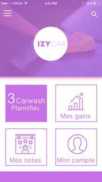 IzyWasher poster