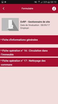 Gecina - Risques Professionnels apk screenshot
