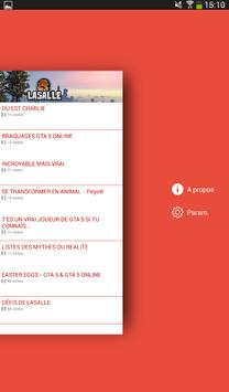 LaSalle apk screenshot