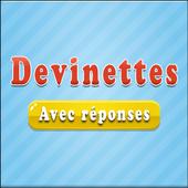 Devinette en Français icon