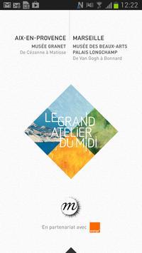 Le Grand Atelier du Midi poster