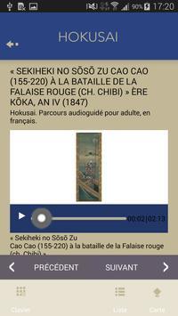 Hokusai, l'App officielle screenshot 4