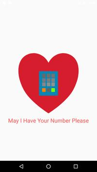 May I Have Your Number Please poster