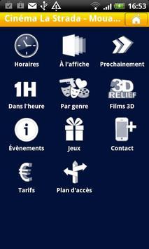 Ciné La Strada Mouans Sartou poster