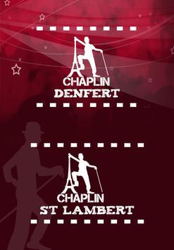 Cinémas Chaplin poster