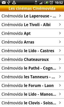 Cinémovida poster