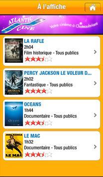 Atlantic Ciné Châteaubriant screenshot 1