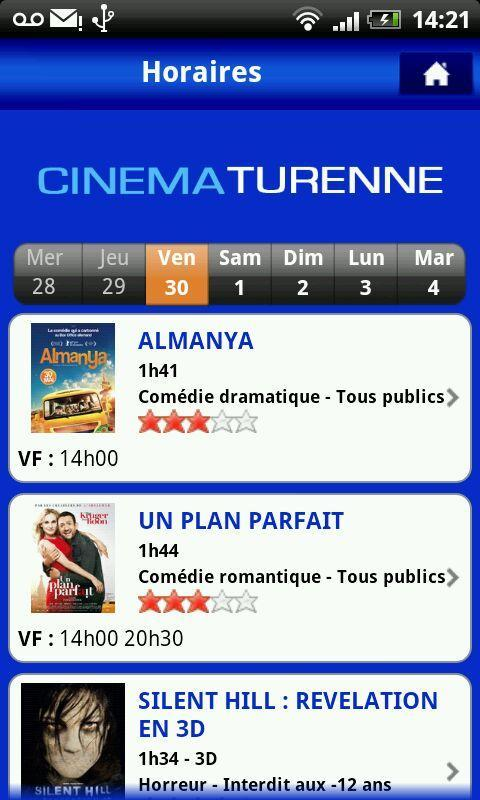 Cinéma Sedan Turenne for Android - APK Download