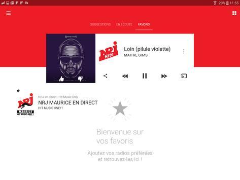 NRJ Maurice screenshot 12