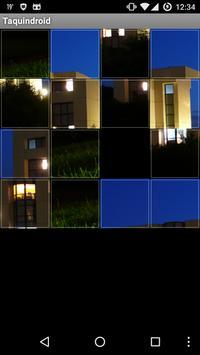 Taquindroid (fifteen puzzle) apk screenshot