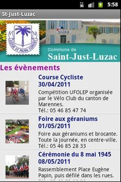 St-Just-Luzac screenshot 1