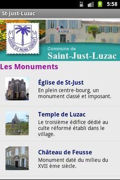 St-Just-Luzac screenshot 2