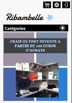 Ribambelle screenshot 1