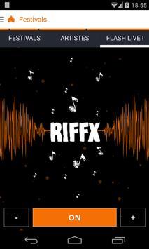 Riffx apk screenshot