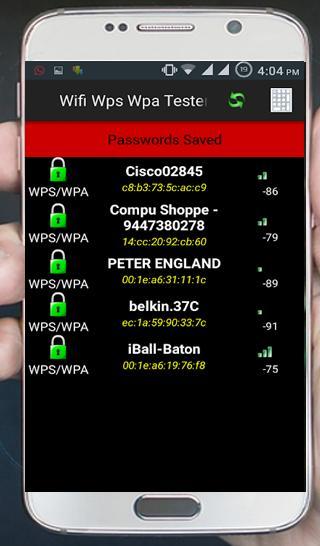 wifi key recovery no root pro prank pour Android - Téléchargez l'APK