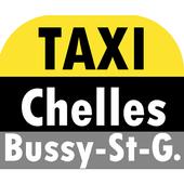 Taxi Chelles et Bussy-Saint-Georges icon