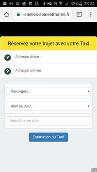 Taxi Chelles et Bussy-Saint-Georges apk screenshot