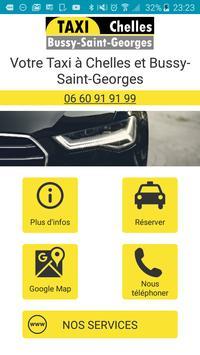 Taxi Chelles et Bussy-Saint-Georges poster