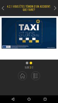 TaxiTraining FR apk screenshot