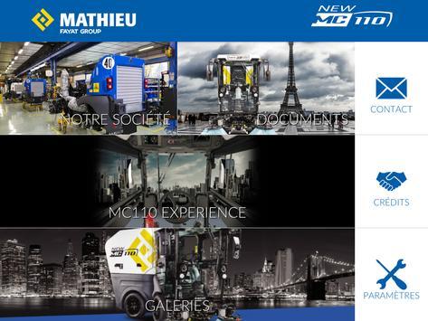 Mathieu MC110 screenshot 4