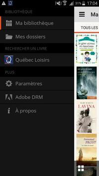 Québec Loisirs poster