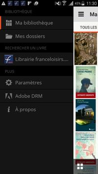France Loisirs Suisse eBooks poster
