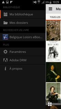Belgique Loisirs eBooks poster