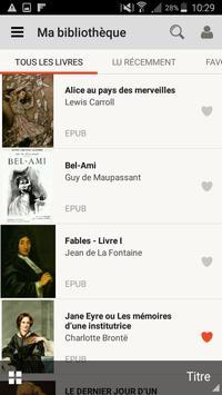 Belgique Loisirs eBooks screenshot 1