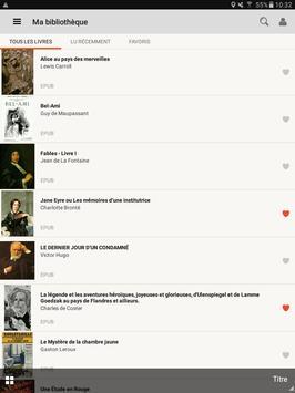 Belgique Loisirs eBooks screenshot 9