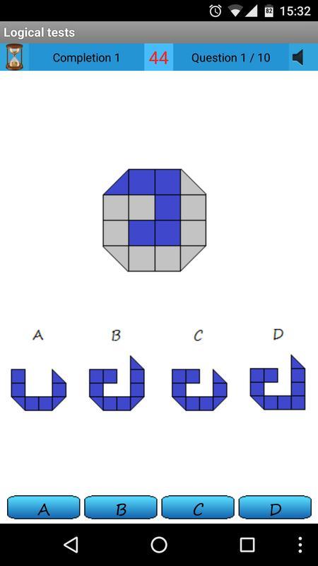 Logiktest - IQ APK-Download - Kostenlos Geduldsspiele SPIEL für ...