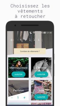 tilli - Service de retouche à domicile apk screenshot