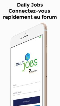 DailyJobs poster