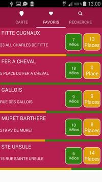 Velouse - Vélo à Toulouse screenshot 1
