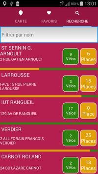 Velouse - Vélo à Toulouse screenshot 2