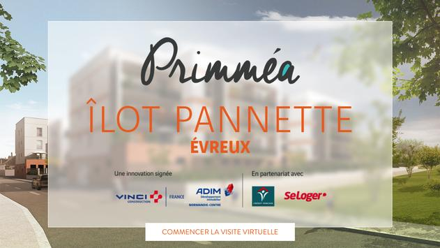 PRIMMEA Îlot Pannette 海报