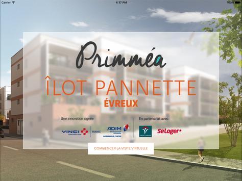 PRIMMEA Îlot Pannette screenshot 3