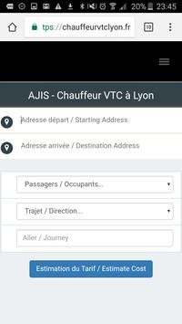 VTC Lyon – AJIS apk screenshot