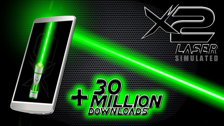 Paling Baru, Laser Pointer Simulator X2  - APK Download Aplikasi Android Terbaru