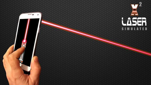Laser Pointer X2 (PRANK AND SIMULATED APP) screenshot 4